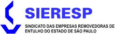 SIERESP - Sindicato das Empresas Removedoras de Entulho fo estado de São Paulo